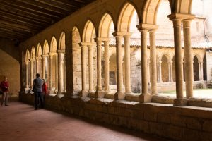Cloisters at St. Emilion