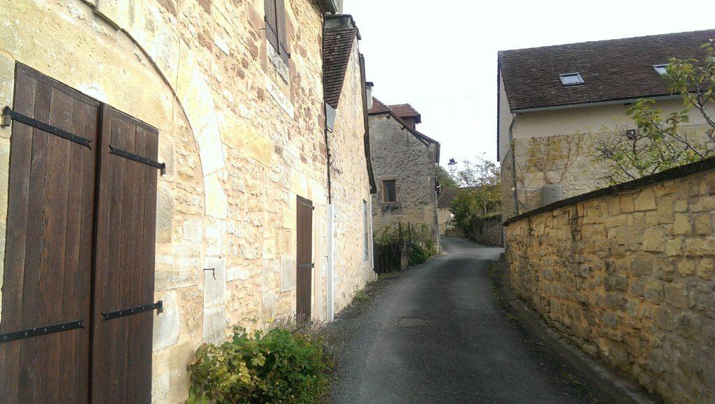 Laneways, Le Bourg