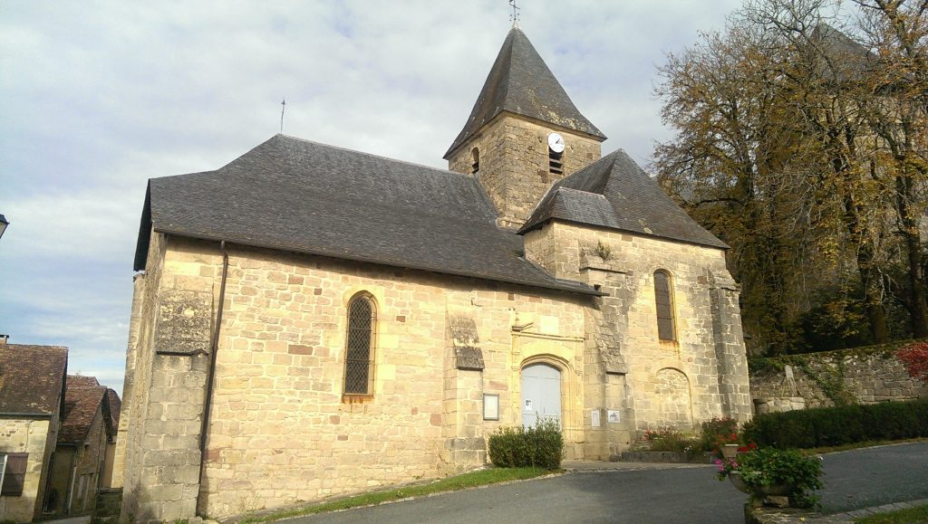 Village Church, Badefols-D'Ans