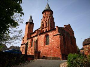 Collonges-la-Rouge Church